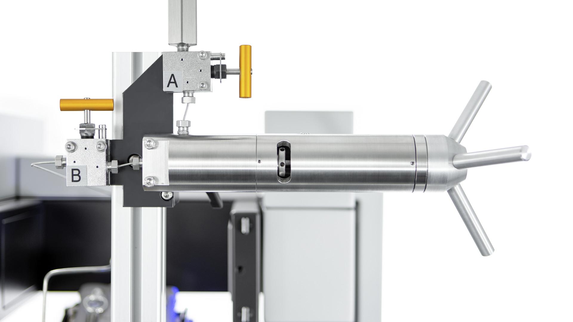 Drop Shape Analyzer – DSA100HP690 for high-pressure interfacial tension measurements in EOR