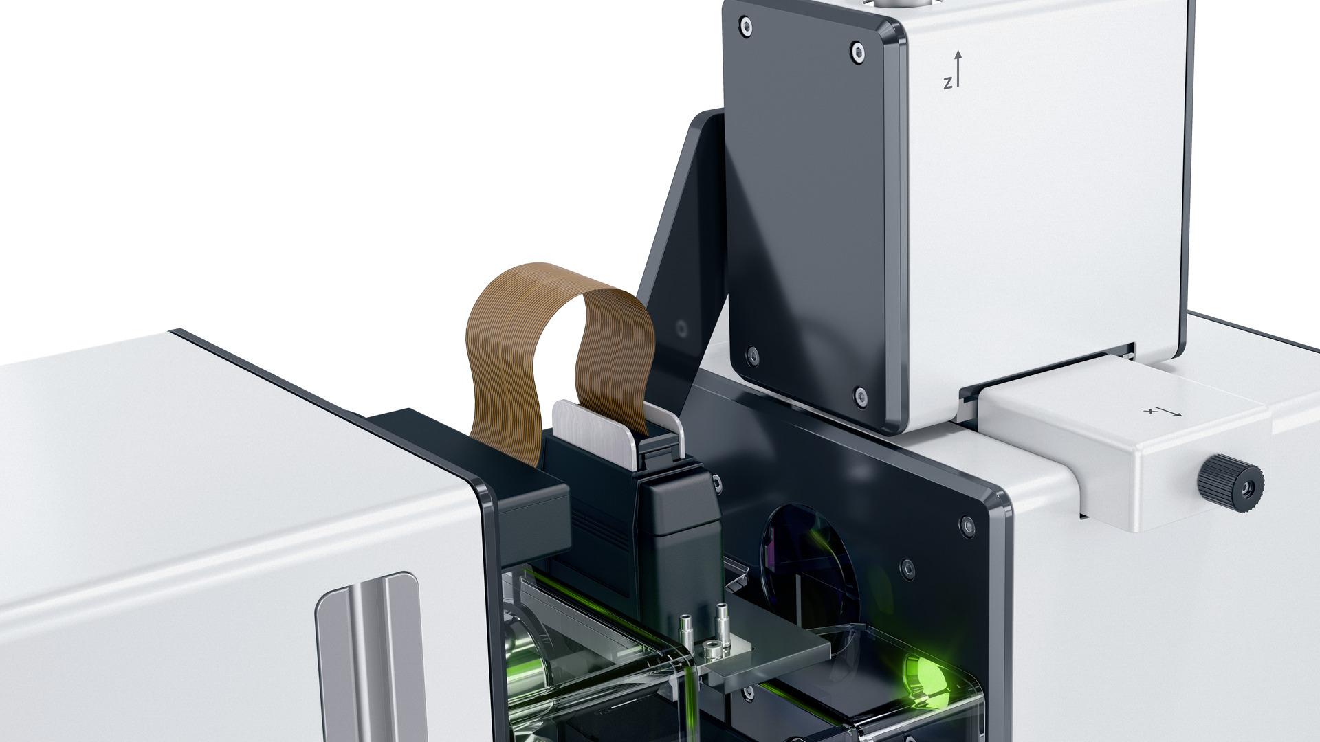 Drop Shape Analyzer – DSA Inkjet für präzises Drucken
