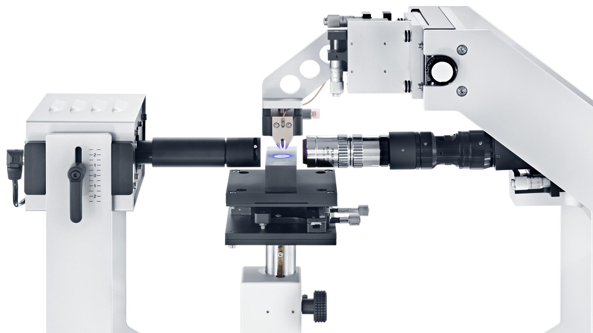 Drop Shape Analyzer – DSA30M zur Benetzungsanalyse kleinster Oberflächen