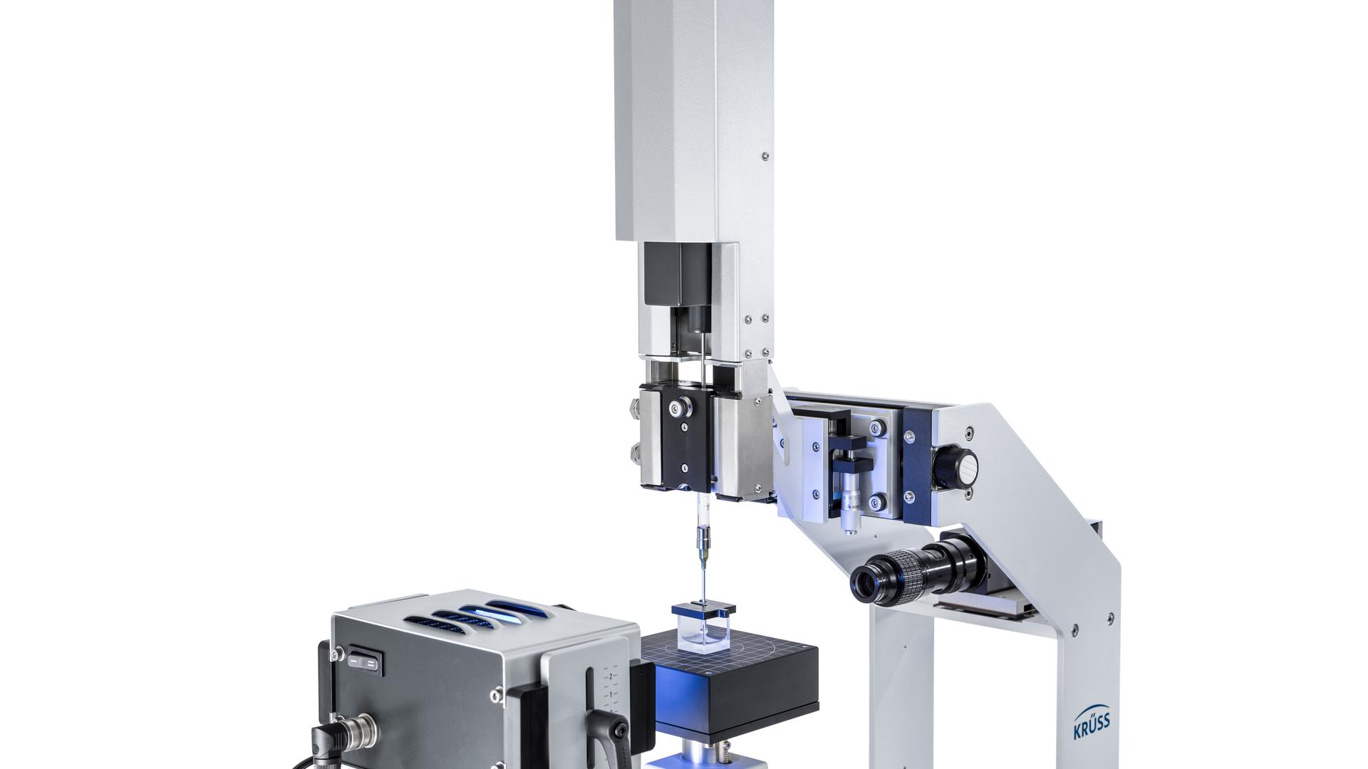 Drop Shape Analyzer – DSA30R for interfacial rheology