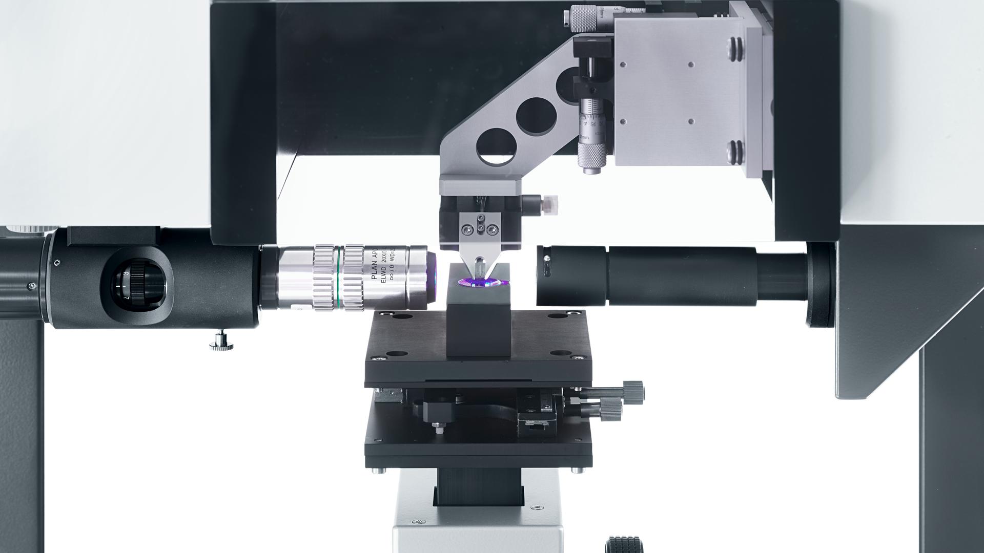 Drop Shape Analyzer – DSA100M für Benetzbarkeitsanalysen auf sehr kleinen Oberflächen