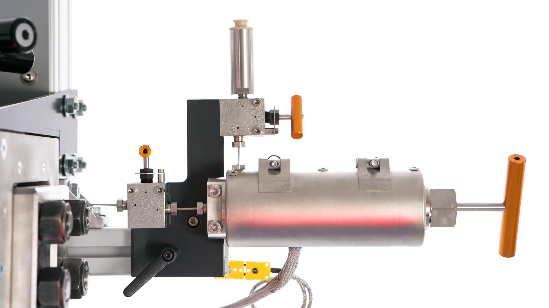 High Pressure Foam Analyzer – HPFA for foam behavior under oil reservoir conditions