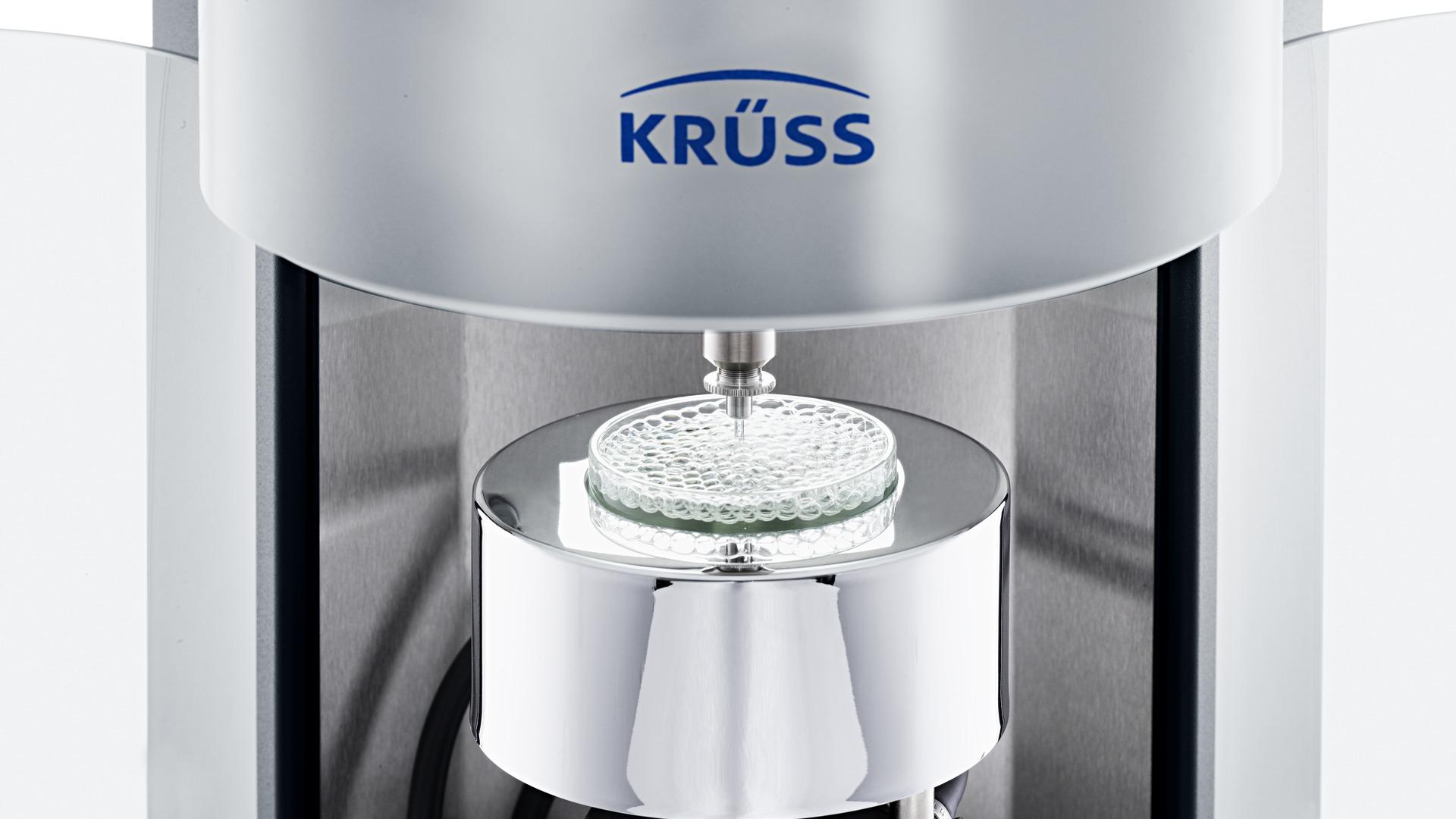 Bubble Pressure Tensiometer – BP100 für Analysen von Tensidlösungen für dynamische Prozesse