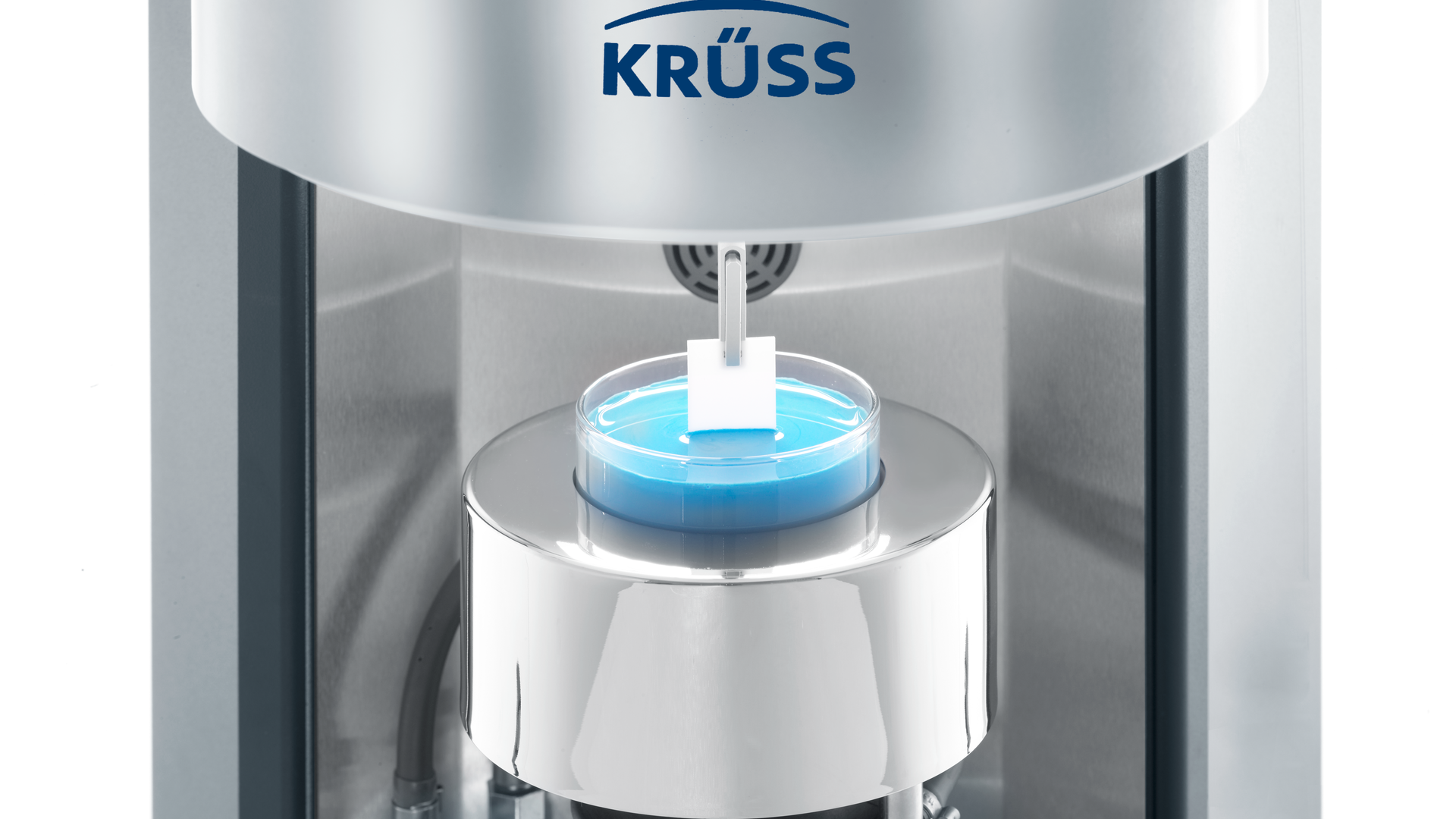 Force Tensiometer – K100 for analyzing surfactants and solid surfaces